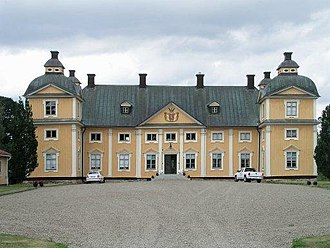 Carl Gustaf Wrangel - Image: Gripenberg Schloss