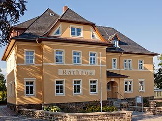 Großschirma - Großschirma town hall