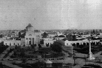 Gualeguaychú, Entre Ríos - Gualeguaychú around 1900