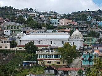 Huehuetenango Department - San Mateo Ixtatán.