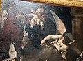 Guercino, san guglielmo riceve l'abito religioso da san felice vescovo, 1620, dai ss. gregorio e siro 02.jpg