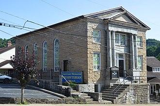 National Register of Historic Places listings in Breathitt County, Kentucky - Image: Guerrant Memorial Presbyterian Church