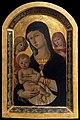 Guidoccio Cozzarelli, Madonna col Bambino e due angeli.jpg
