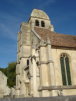 Guiry-en-Vexin-1 (église St Nicolas).JPG