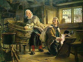 Gustav Vasa och Tomt Margit