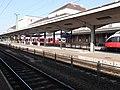 Győr 2011-01-05, Train Station - panoramio (7).jpg