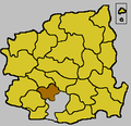 Gyeongbuk Chilgok map.png