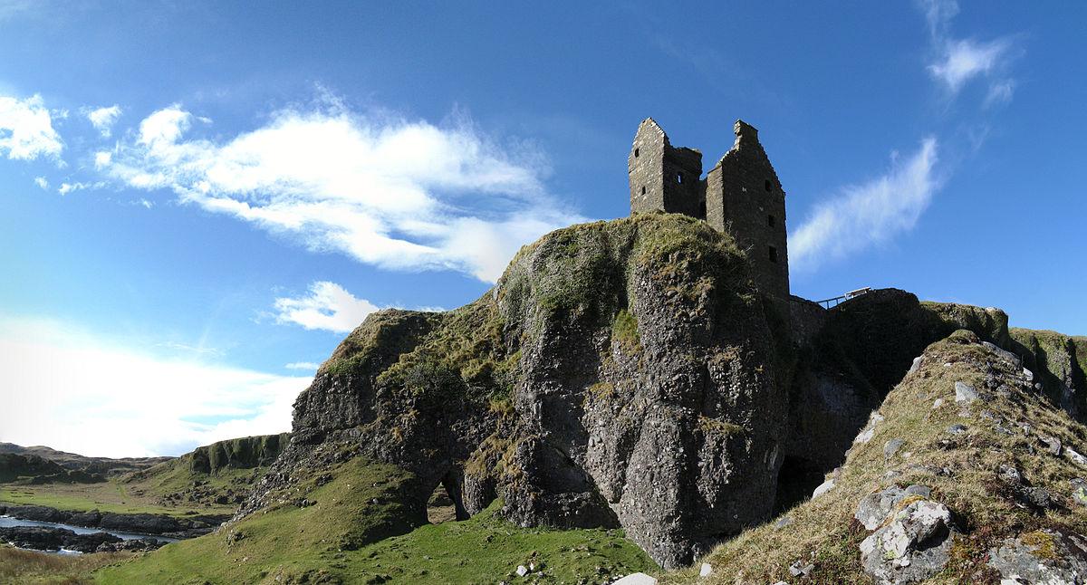 gylen castle is located - photo #4