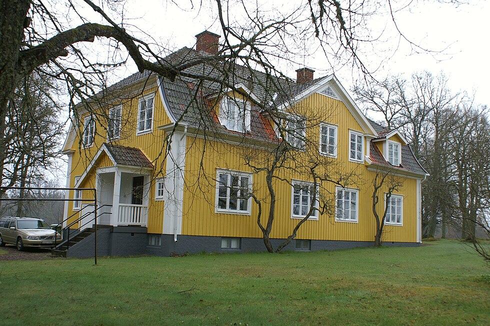 Siv Palmqvist, Silversparregatan 1A, Orrefors   unam.net