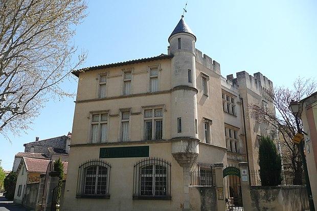 Monument historique à Pernes-les-Fontaines
