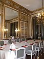 Hôtel de Clermont salle a manger 1.JPG