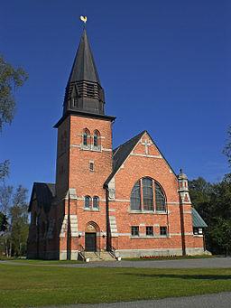 Hörnefors' kirke