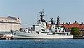 HDMS Peder Skram F352 Royal Danish Navy Copenhagen Holmen 2014 01.jpg