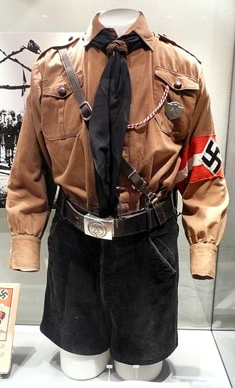 Hitler Youth - HJ uniform from the 1930s