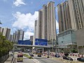 HK 城巴 619 CityBus 遊車河 tour view 觀塘區 Kwun Tong District 藍田 Lam Tin 鯉魚門道 Lei Yue Mun Road June 2020 SS2 02.jpg