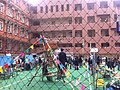 HK 英皇書院 King's College Open Day - outdoor basketball playground March-2012.jpg