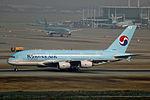HL7614 - Korean Air Lines - Airbus A380-861 - ICN (15850891324).jpg