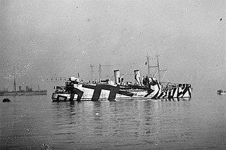 HMS Nairana (1917) - Image: HMS Nairana (1917)