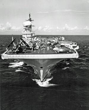 HMS Victorious bow shot 1959.jpg