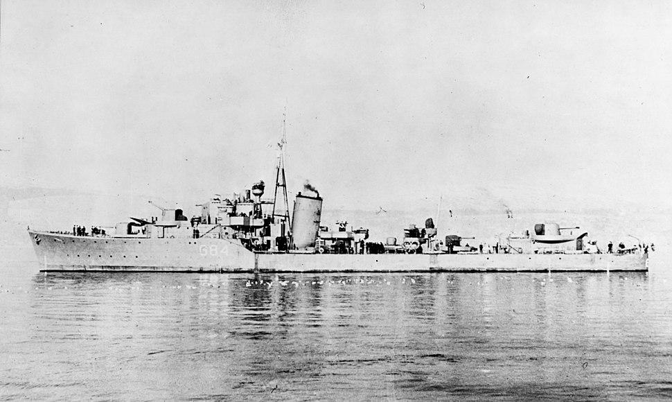 Van Galen in 1942