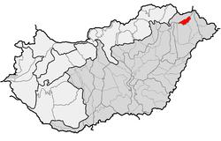 8f897d5da9 Pozíció Magyarország térképén