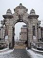 Habsburg Gate, Szent György Square, 2016 Budapest.jpg