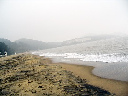 怎樣搭車去黑沙海灘 - 景點介紹