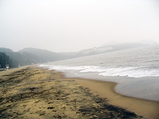 Hac Sa Beach 1