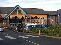 Halfords, Aberystwyth - geograph.org.uk - 1636154.jpg