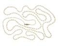 Halsband av orientaliska pärlor - Hallwylska museet - 109929.tif