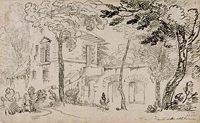 Hameau de la reine - Moulin - 1802 - John-Claude Nattes.jpg