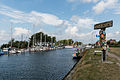 Harbor of Orth, Fehmarn 20140812 1.jpg