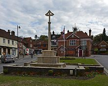 Haslemere wikipedia 39 s haslemere as translated by gramtrans for Domon remembrance