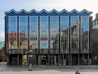 Bürgerschaft of Bremen - Image: Haus der Buergerschaft 01