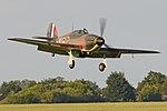 Hawker Hurricane Mk.I 'P3717 SW-P' (G-HITT) (44278978005).jpg