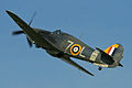 Hawker Sea Hurricane Ib 'Z7015 - 7-L' (G-BKTH) (12352413643).jpg