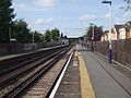 Haydons Road stn look west.JPG