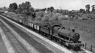 Hayes & Harlington railway station - Image: Hayes & Harlington geograph 2521283 by Ben Brooksbank