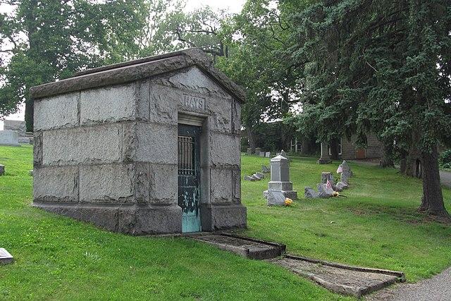 Hays mausoleum