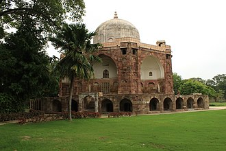 1586 in India - Hazira from side