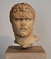 Head of Caracalla in Palazzo Massimo alle Terme (Rome).jpg