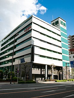 Headquarter of Kintetsu Taxi IMG 8649-7 20190427.jpg