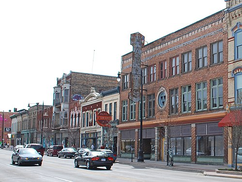 "the history and development of grand rapids in michigan A trip through time: grand rapids furniture history grand rapids, michigan is one of the most well known places for furniture manufacturing in the united states, and is even referred to as ""furniture city."