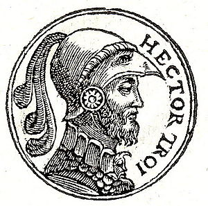 Troy (chess variant) - Hector—the mightiest Trojan in chess variant Troy