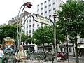 Hector Guimard Entrance Pasteur Paris Metro.jpg