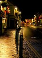 Hedon Market Place with its Christmas Lights - geograph.org.uk - 1069457.jpg