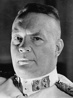 Hein ter Poorten Dutch general