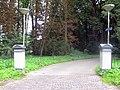 Hek (a) Spaarnberg Wüstelaan Santpoort (512286).JPG