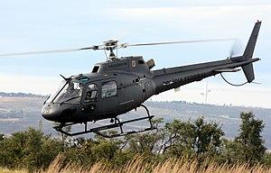 Helicóptero PF