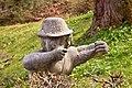Hellbrunn sculptures at the water tricks 02.jpg